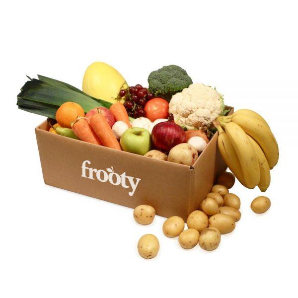 Cesta de productos ecológicos que te permita comer sano y variado