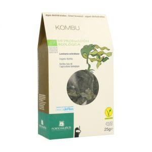 Kombu de producción ecológica, 25g