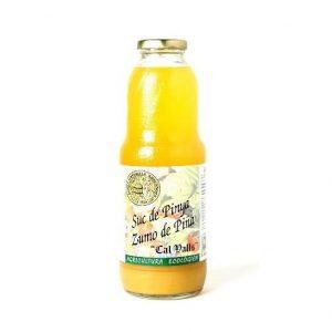 comprar zumo de piña calvalls online supermercado ecologico barcelona frooty