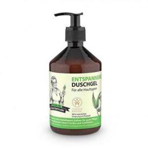 comprar gel de ducha relajante omar gertrude online supermercado ecologico barcelona frooty