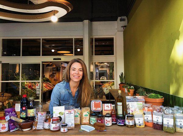 Zahyra Pérez colabora con nosotros aportando recetas y conceptos