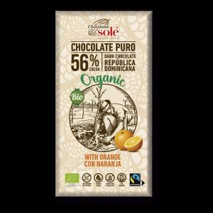 chocolate de naranjas sole online supermercado ecologico barcelona frooty