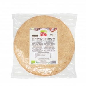 Base de pizza de espelta con harina integral La Finestra Sul Cielo