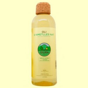 comprar aceite de almendra natural giura online supermercado ecologico barcelona frooty