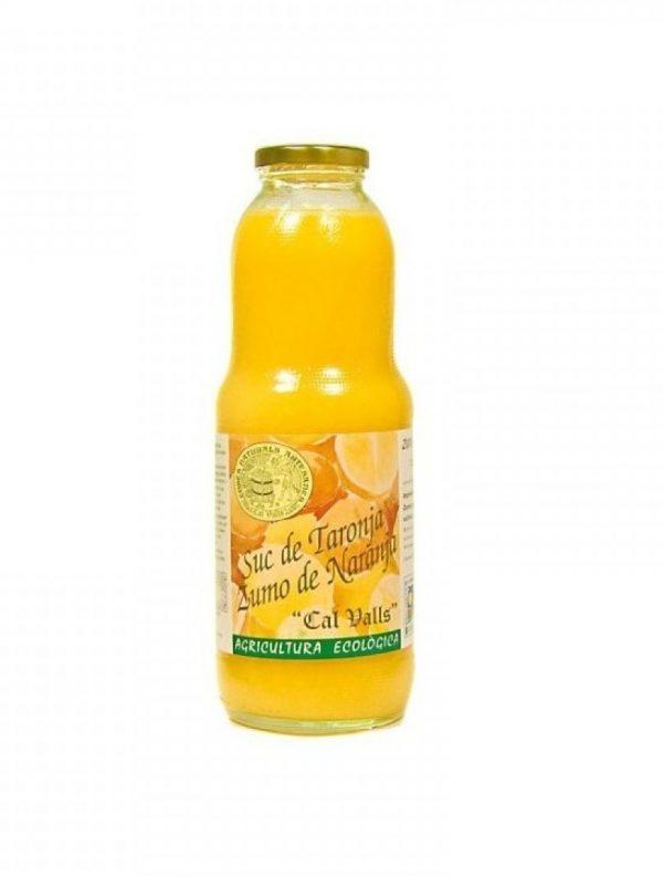 comprar zumo de naranja calvalls online supermercado ecologico barcelona frooty