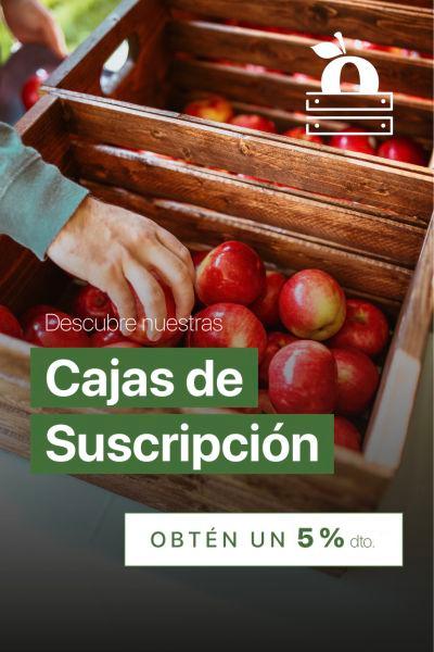 comprar cajas de suscripcion online supermercado ecologico barcelona frooty