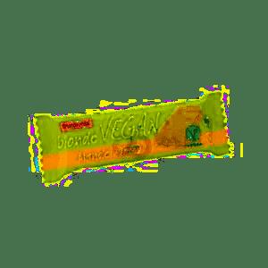 Barrita vegana de chocolate blanco y almendra