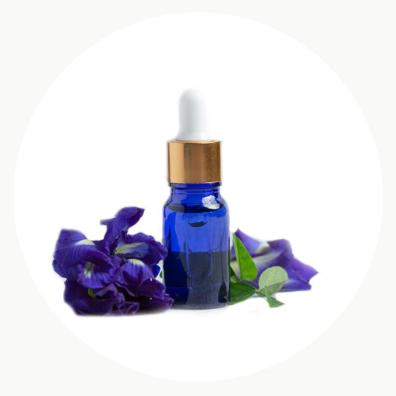 Envase gotero para productos cosméticos naturales