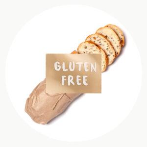 comprar Barra de pan sin gluten y natural online supermercado ecologico barcelona frooty