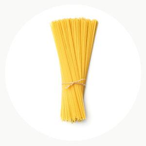 comprar Espaguetis envueltos en un cordón de fibra natural online supermercado ecologico barcelona frooty