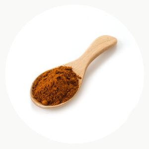 comprar Especie natural y ecologica molida en cuchara de madera online supermercado ecologico barcelona frooty