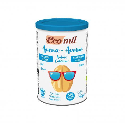 Avena natural sin azucares añadidos Ecomil