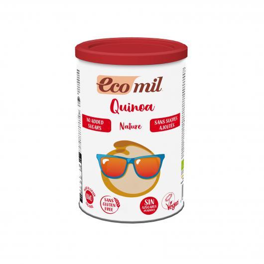 Quinoa natural sin azucares añadidos EcoMil