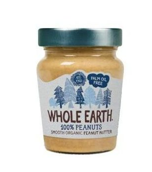 comprar crema de cacahuete whole eartg sin gluten online supermercado ecologico barcelona frooty