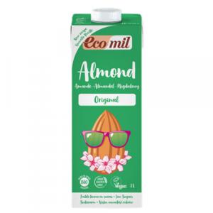 Bebida de almendra original Ecomil