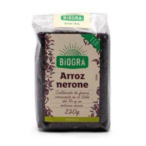 comprar Arroz Nerone Eco Biográ, 250 gramos online supermercado ecologico barcelona frooty