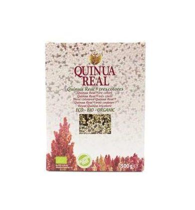Quinoa real tres colores ecológica