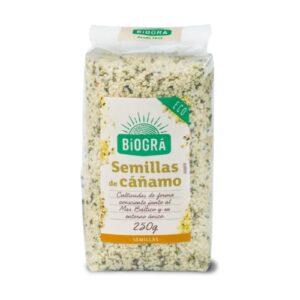 comprar Semillas de cáñamo Eco Biográ online supermercado ecologico barcelona frooty