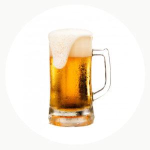 comprar Jarra de cerveza ecológica refrescante con espuma online supermercado ecologico barcelona frooty