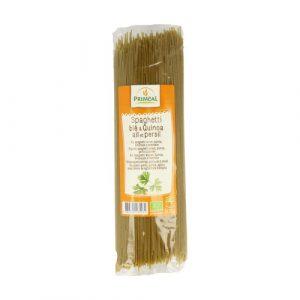 Spaguettis de Quinoa, Ajo y Perejil BIO, 500g