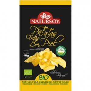 comprar patatas fritas con piel natursoy online supermercado ecologico barcelona frooty