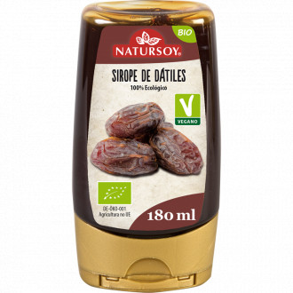 comprar sirope de datil natursoy online supermercado ecologico barcelona frooty