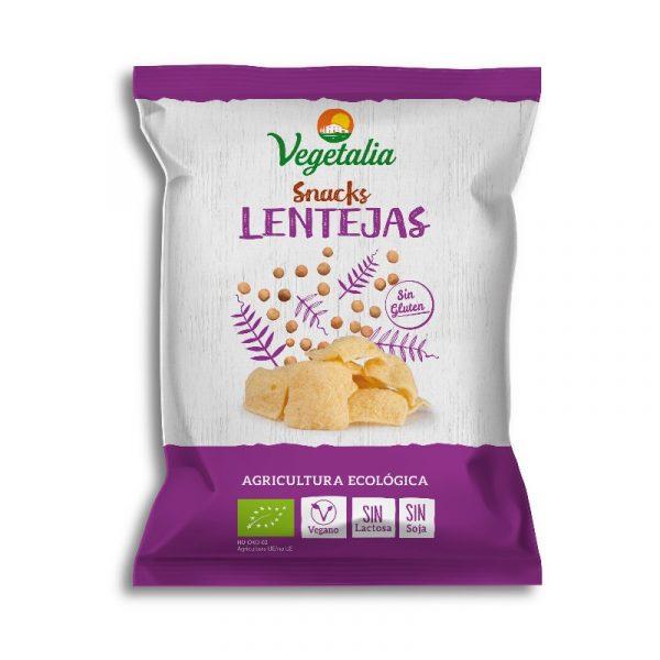 comprar Snack de lentejas procedente de agricultura ecológica, 100% vegano online supermercado ecologico barcelona frooty