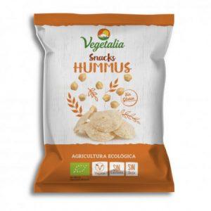 Snack de hummus bio Vegetalia