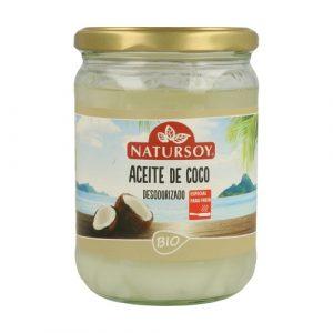 Aceite de Coco Virgen Desodorizado, 200g