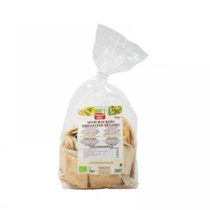 comprar Minicrackers de trigo con sésamo, La Finestra del Cielo online supermercado ecologico barcelona frooty
