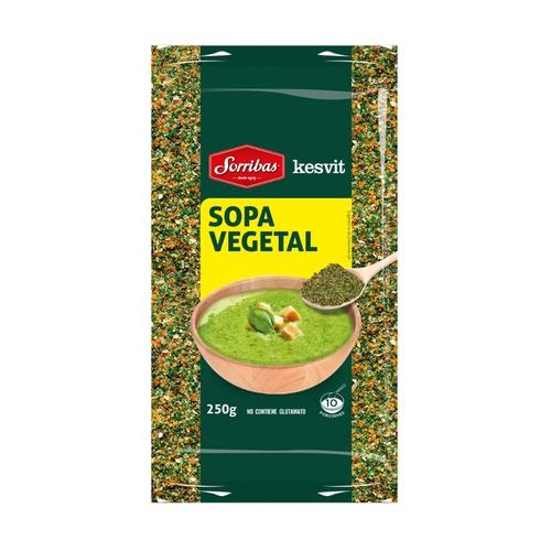 Sopa Vegetal Kesvit 250g