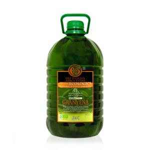 comprar aceite 5l granyena online supermercado ecologico de barcelona frooty