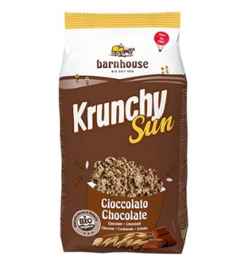 Muesli de chocolate Kruncky Barnhouse Bio