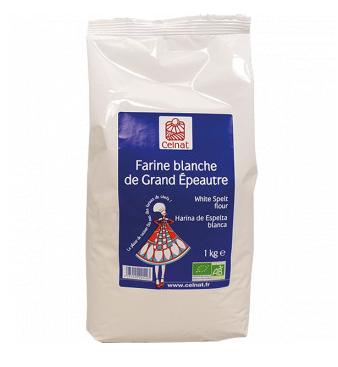 Harina de espelta Celnat, 1 kg
