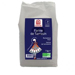 Harina de sarraceno, 1 kg