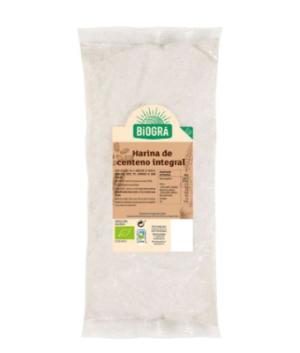 comprar Harina de centeno integral Biográ online supermercado ecologico barcelona frooty