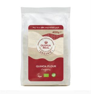 comprar Harina de Quinoa 400gr online supermercado ecologico barcelona frooty