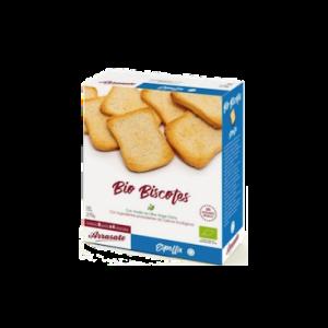 Biscotes de Espelta Bio Arrasate, 270g