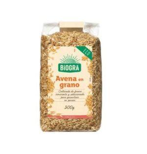 comprar Avena en grano Eco Biográ, 500 gramos online supermercado ecologico de barcelona frooty