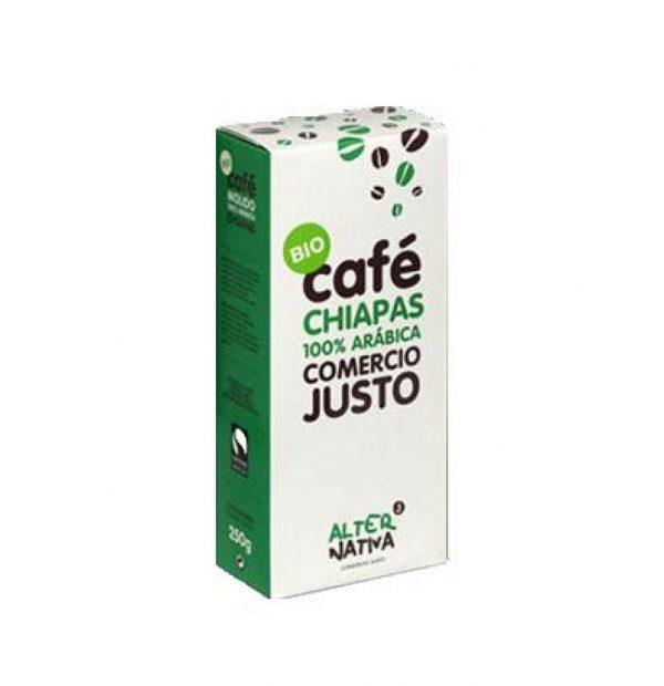 comprar Café de Chiapas BIO 100% Arábica Alter Nativa, 250g online supermercado ecologico bio en barcelona frooty