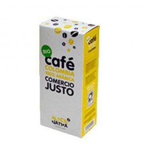 comprar Café de Colombia en Polvo Alter Nativa, 250g online supermercado ecologico bio en barcelona frooty
