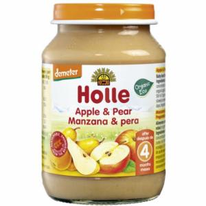 comprar Potito de Manzana y Pera, 190g holle online supermercado ecologico bio en barcelona frooty
