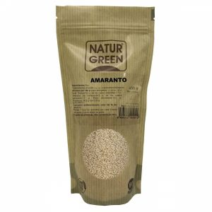 Amaranto Ecológico Naturgreen 450g