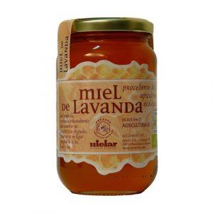 comprar Miel de Lavanda Ecológica, 500g online supermercado ecologico bio en barcelona frooty