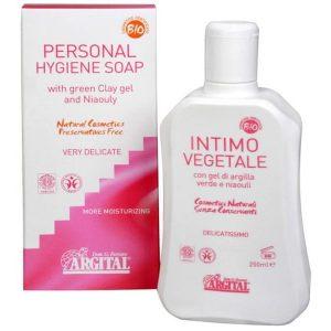 comprar gel Intimo Vegetale, 250ml online supermercado ecologico bio en barcelona frooty