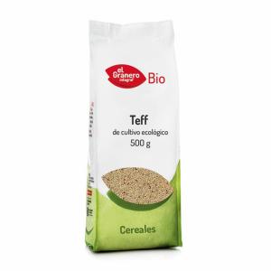 Cereales Teff de cultivo ecológico Bio