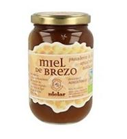 comprar Miel de Brezo Ecológica, 500g mielar online supermercado ecologico bio en barcelona frooty