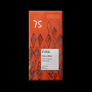 comprar chocolate vivani 75% online supermercado ecologico de barcelona frooty