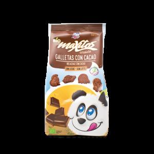 Galletas con cacao sin leche de Maxitos