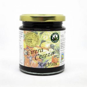 comprar compota de cereza cal valls online supermercado ecologico de barcelona frooty